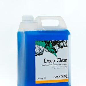 Deep clean 5ltr